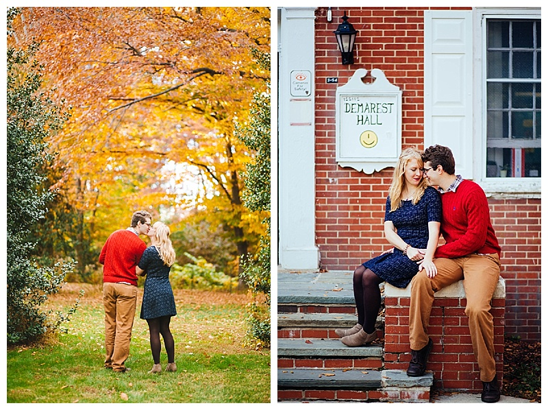 Rutgers University Engagements | New Brunswick, NJ | www.redoakweddings.com