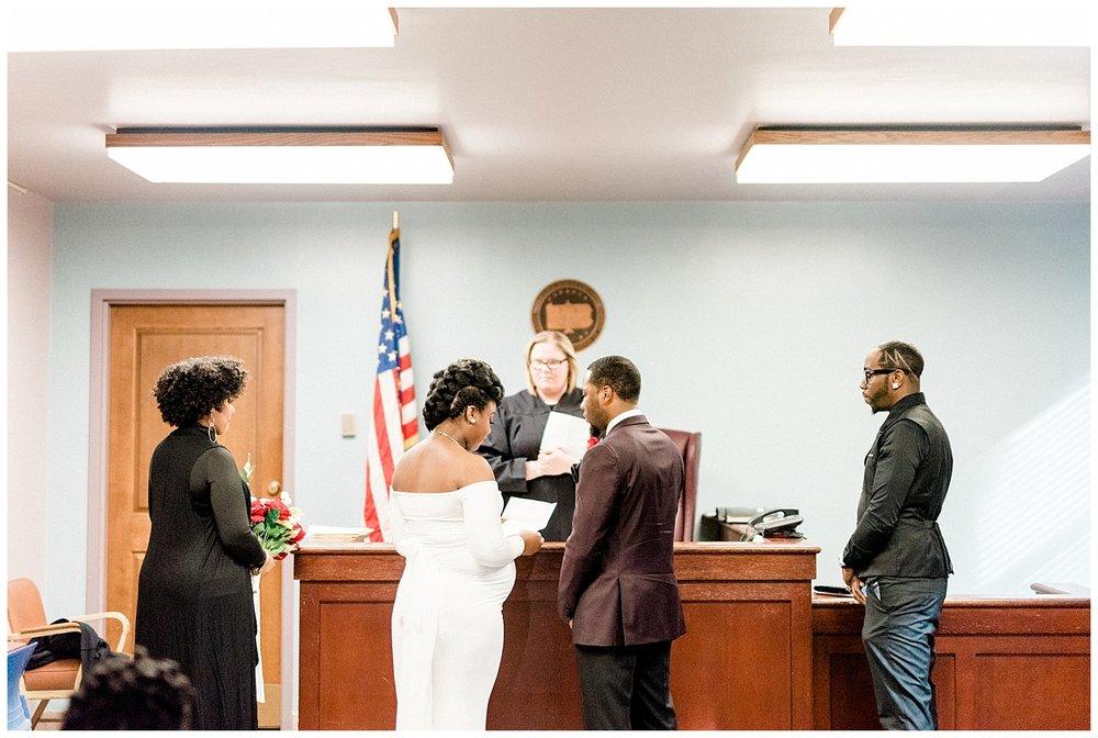 Pennsylvania City Hall Wedding | Berks County Courthouse | Reading, PA | www.redoakweddings.comPennsylvania City Hall Wedding | Berks County Courthouse | Reading, PA | www.redoakweddings.com