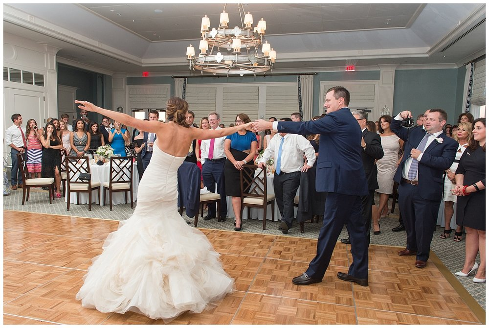 New Jersey Weddings | Canoe Brook Country Club | Summit, NJ | www.redoakweddings.com
