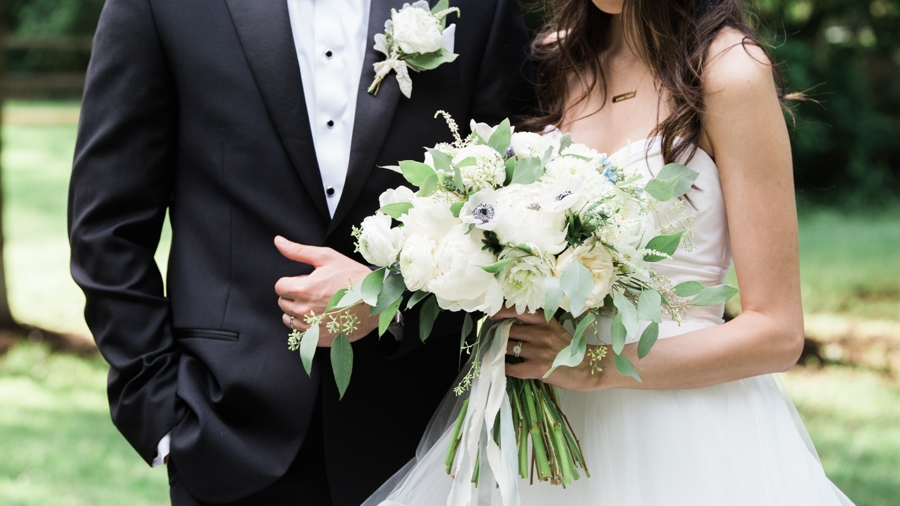 Elegant Black-Tie Wedding