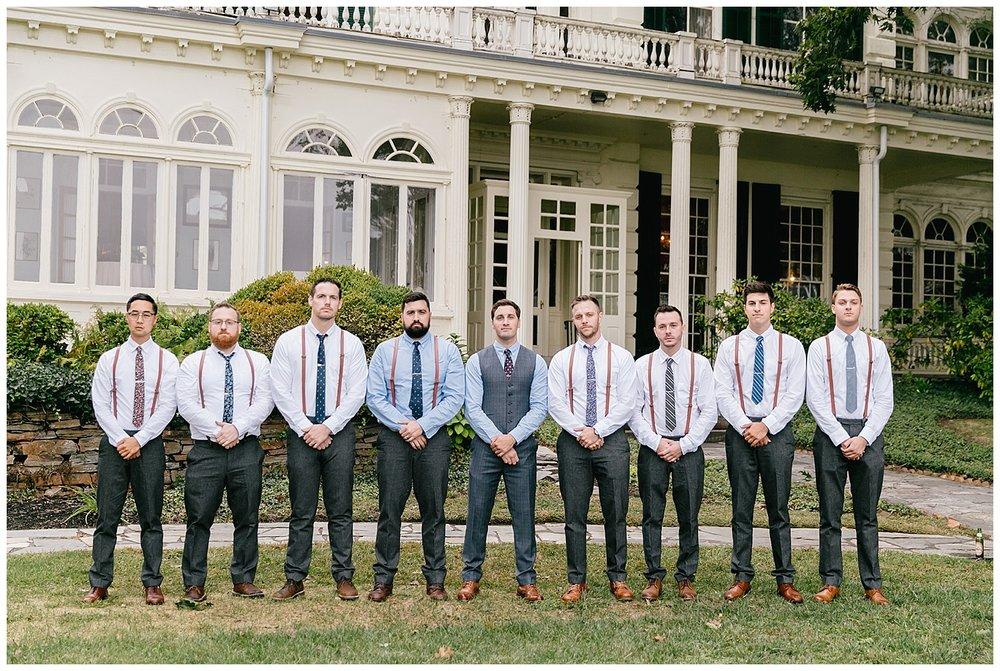 Philadelphia Weddings   The Glen Foerd on the Delaware   Philadelphia, PA   www.redoakweddings.com