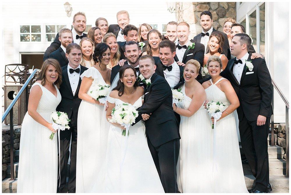 Indian Trail Club Wedding | Franklin Lakes, New Jersey | Nicole DeTone Photography | www.redoakweddings.com