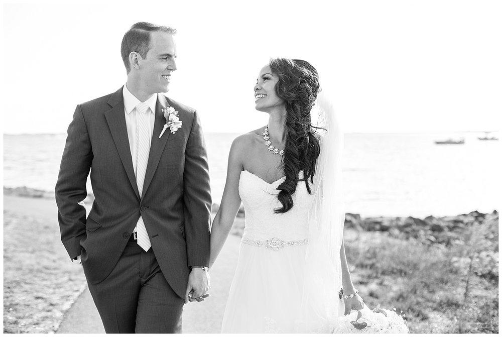 Jersey Shore Weddings | Long Beach Island | The Stateroom of Long Beach Island | www.redoakweddings.com