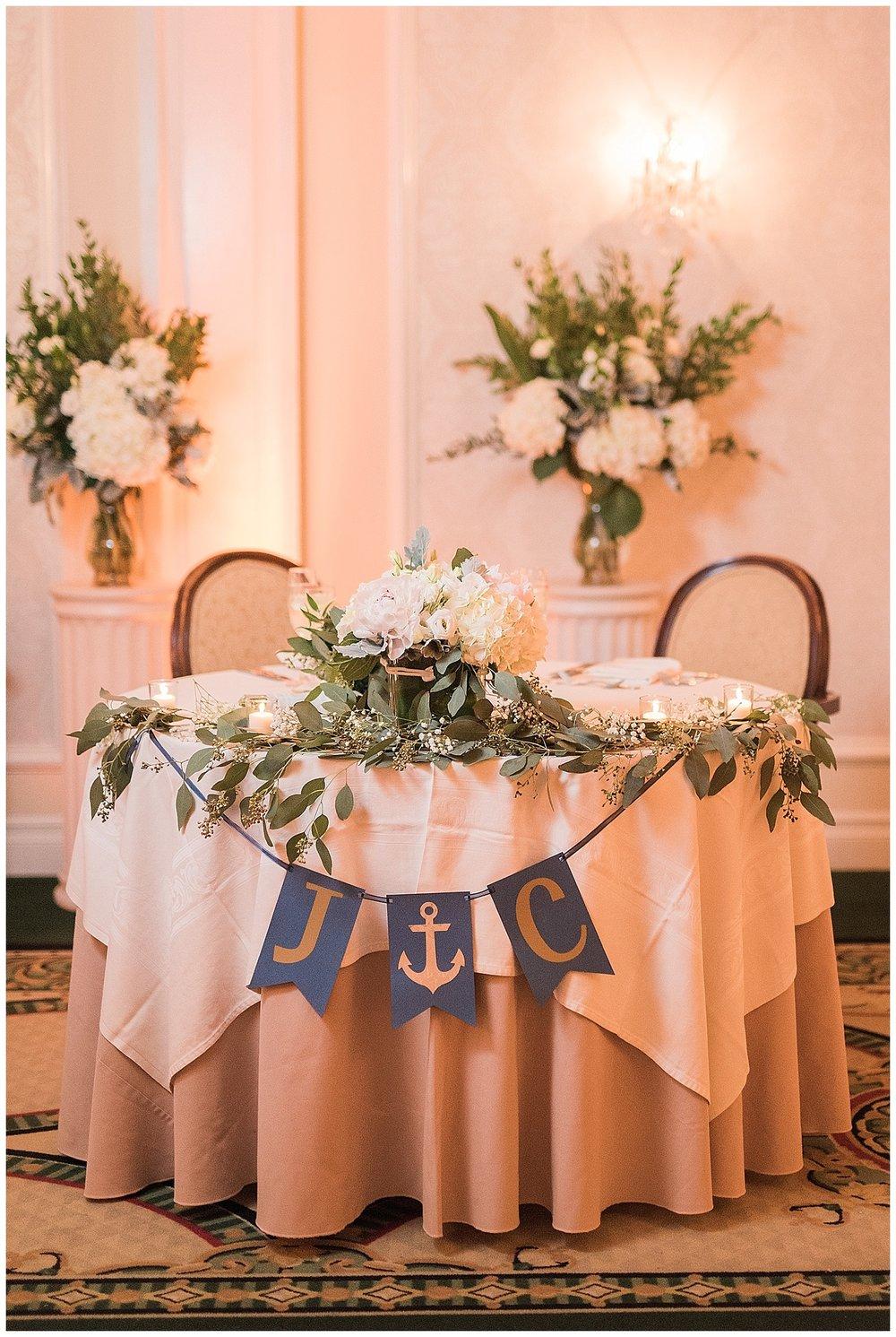 New Jersey Weddings | Molly Pitcher Inn | www.redoakweddings.com