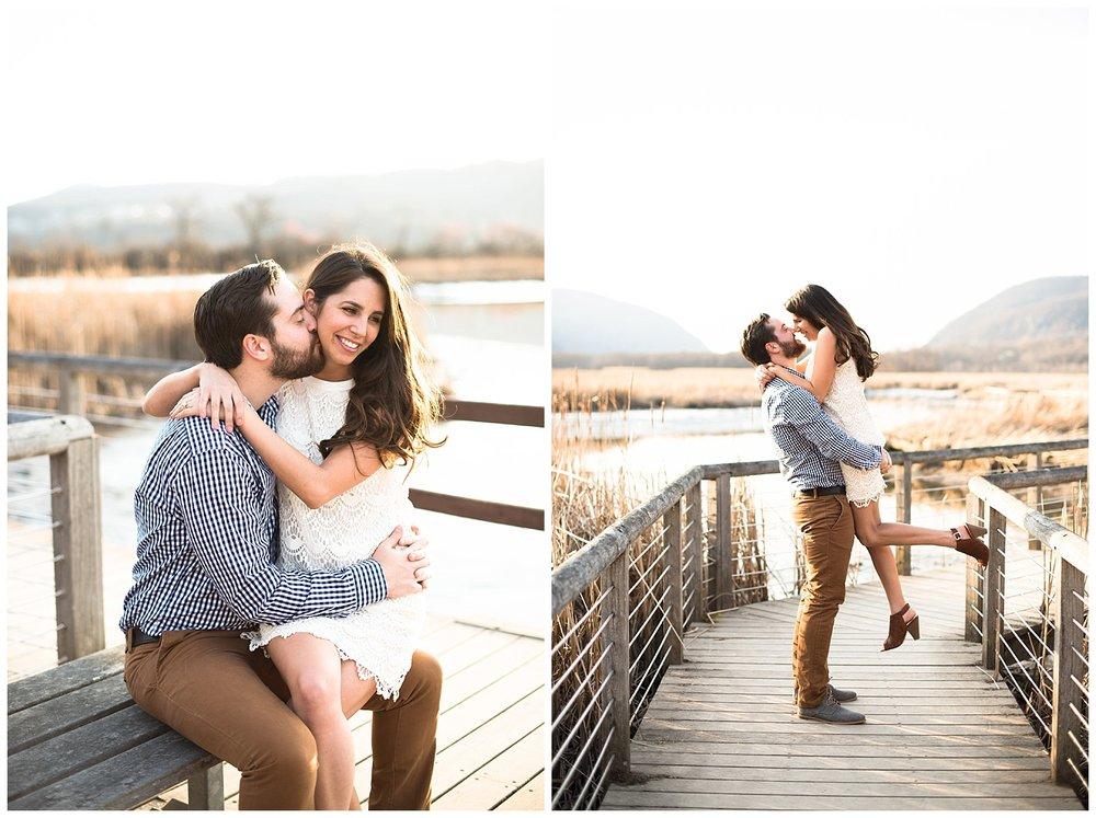 Hudson Valley Engagements | Garrison New York | www.redoakweddings.com