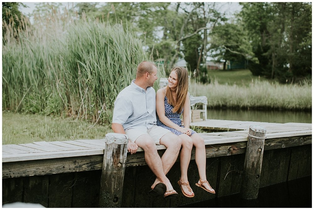 New Jersey Engagements | Port Republic, NJ | www.redoakweddings.com