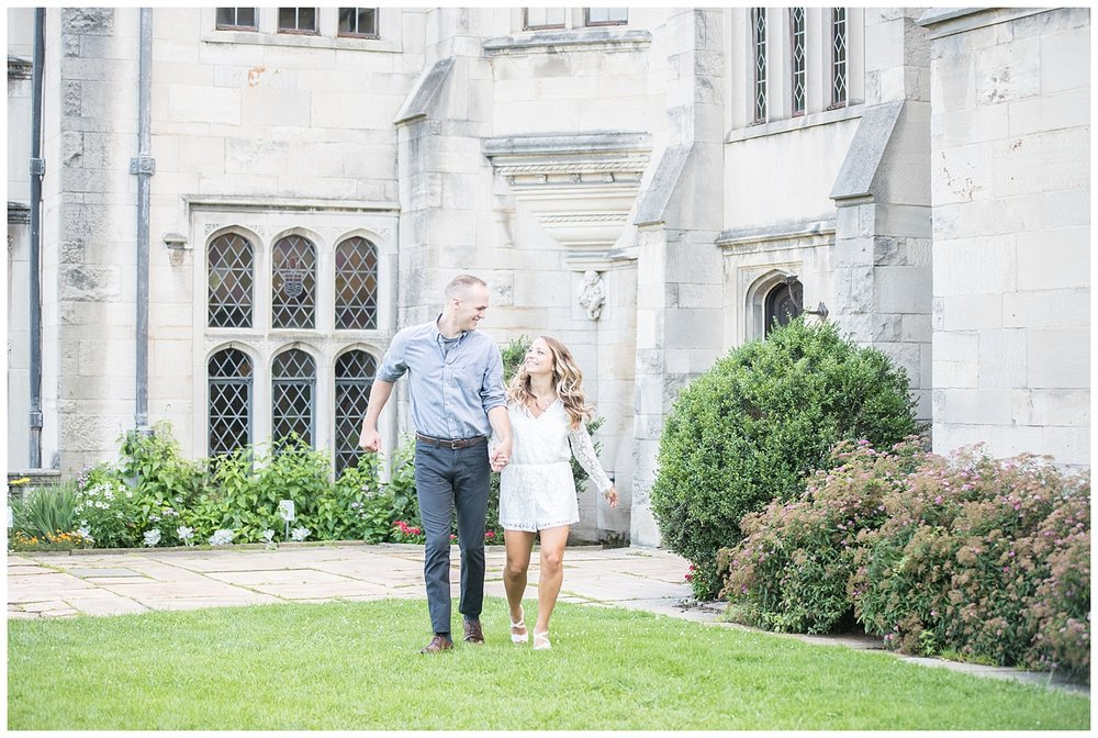 Pittsburgh Engagements | Hartwood Acres Mansion | Pittsburgh, PA | www.redoakweddings.com