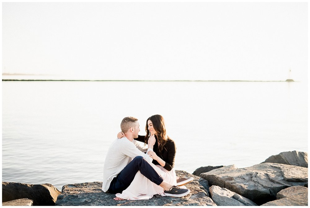 Jersey Shore Engagements | Cape May, NJ |  www.redoakweddings.com