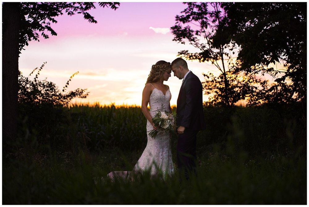 Harrisburg PA Private Estate Wedding | East Berlin, Pennsylvania | www.redoakweddings.com