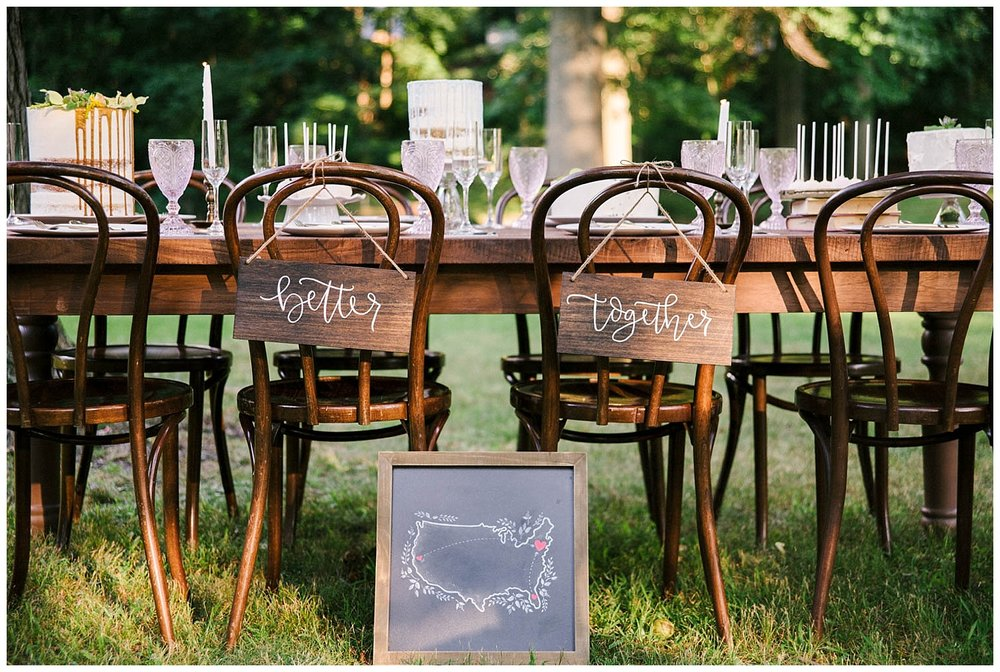 New Jersey Wedding Inspiration | NJ Styled Shoot | Booth Park | Nutley, NJ | www.redoakweddings.com