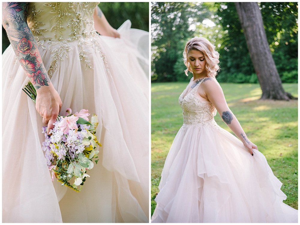 New Jersey Wedding Inspiration | NJ Styled Shoot | Booth Park | Nutley, NJ | www.redoakweddings.com