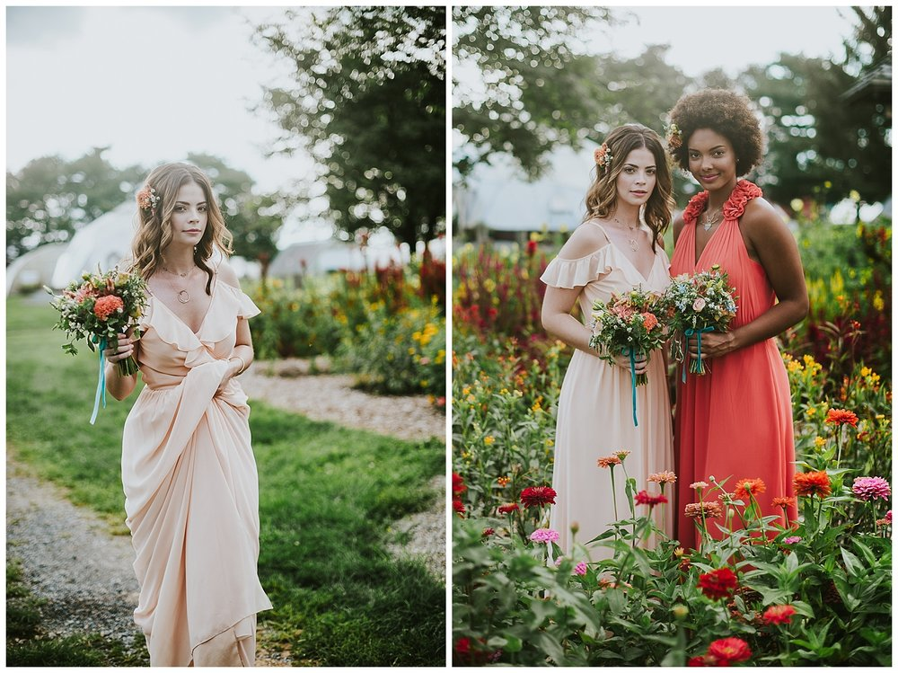 Pennsylvania Farm Wedding | Rodale Institue Farm Wedding Inspiration | Allentown, PA | www.redoakweddings.com