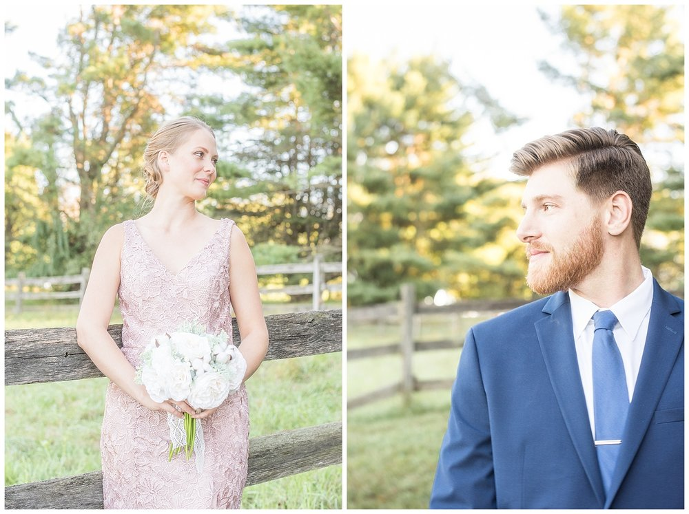 Philadelphia Styled Elopement | Kennett Square, Pennsylvania | www.redoakweddings.com