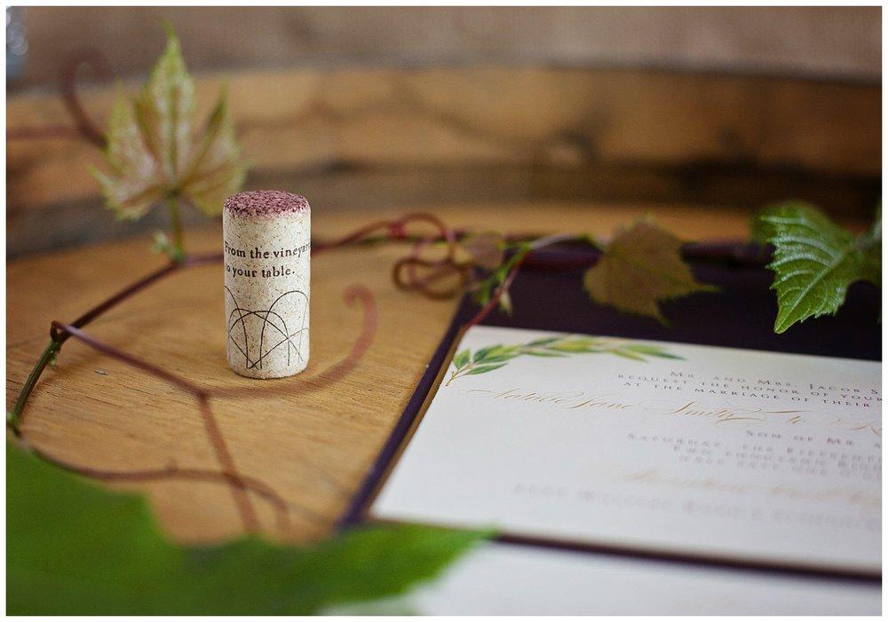 Poconos Wedding Inspiration | Vineyard Wedding | Mountain View Vineyard, Winery & Brewery | Stroudsburg, PA | www.redoakweddings.com