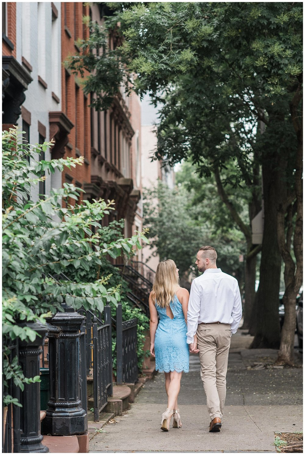 Brooklyn Engagement Session | NYC Weddings | Manhattan | www.redoakweddings.com