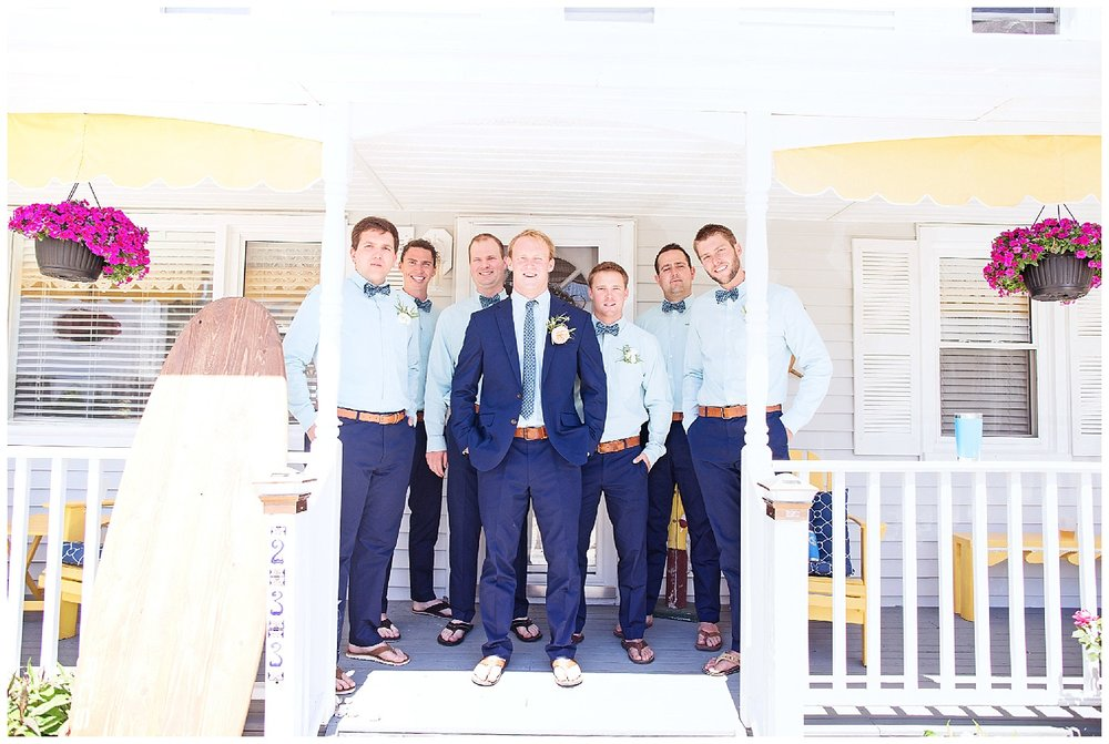 Jersey Shore Weddings | Long Beach Island Yacht Wedding | www.redoakweddings.com