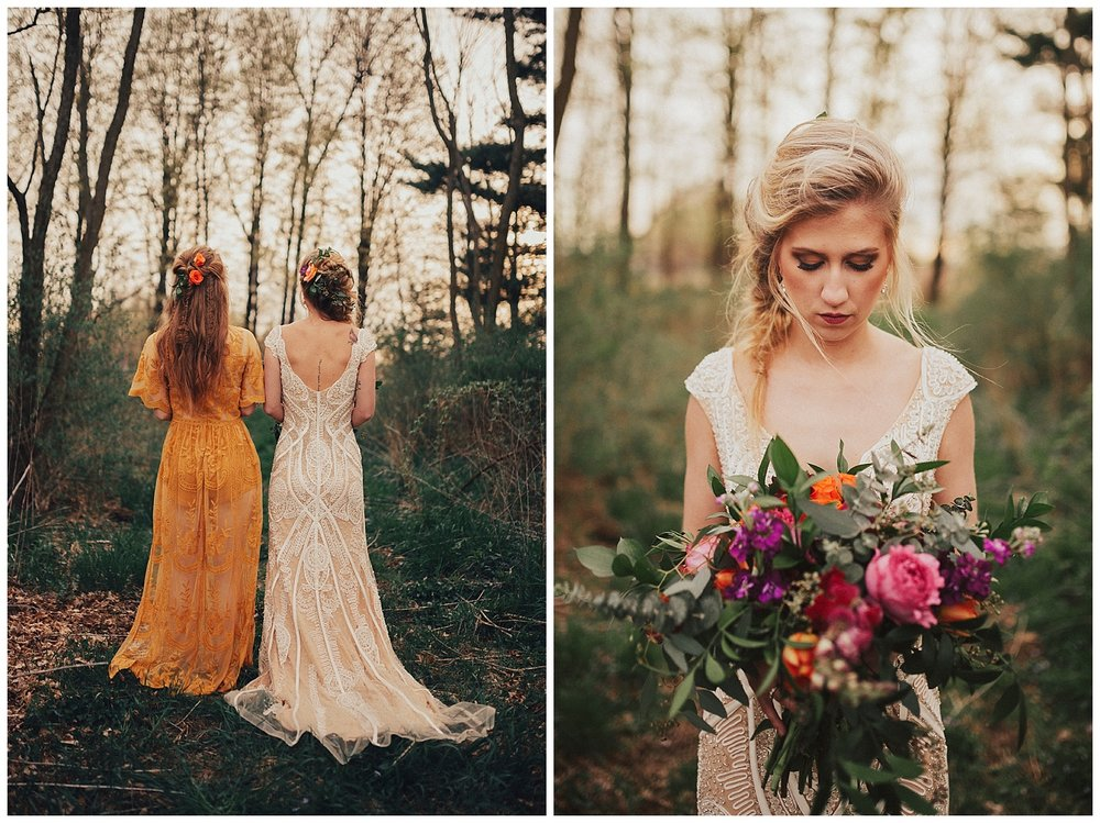 Syracuse Wedding Inspiration | Pretty Little Vintage Co. in Adams Center, NY | www.redoakweddings.com
