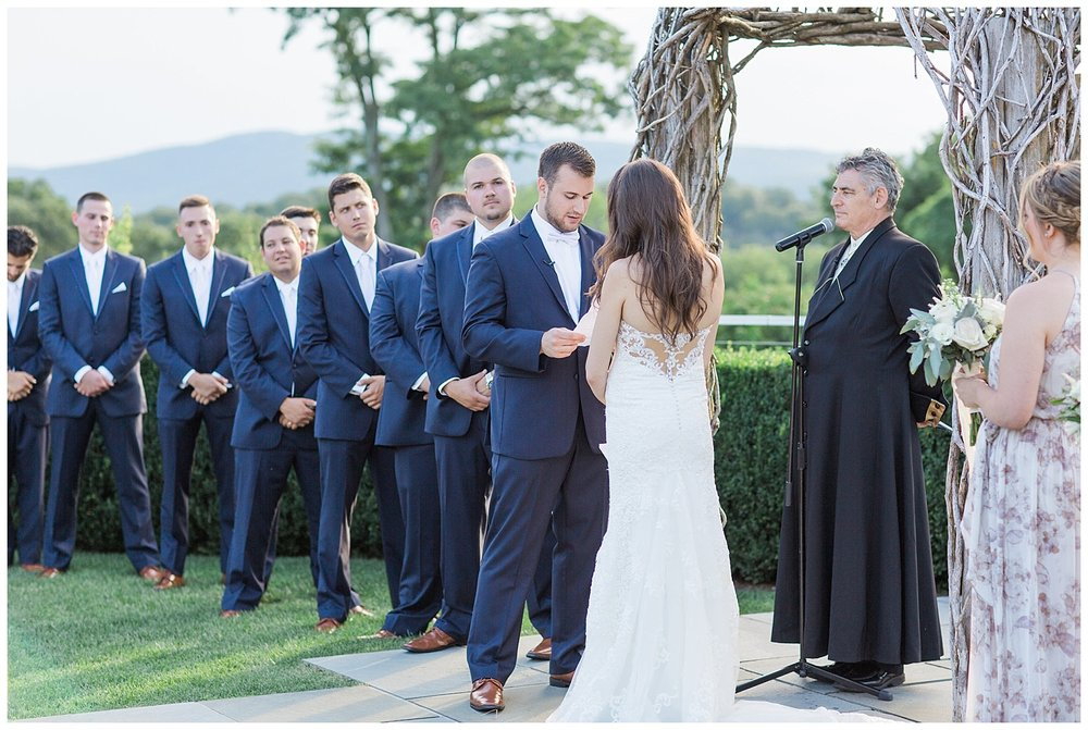 Hudson Valley Weddings   The Garrison   Garrison, NY   www.redoakweddings.com