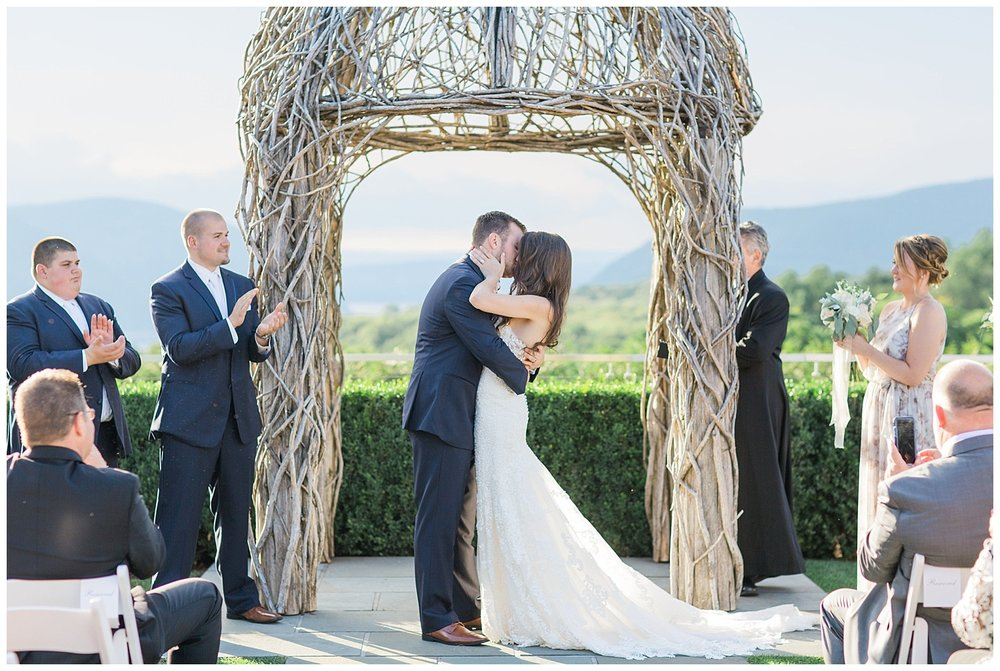 Hudson Valley Weddings | The Garrison | Garrison, NY | www.redoakweddings.com