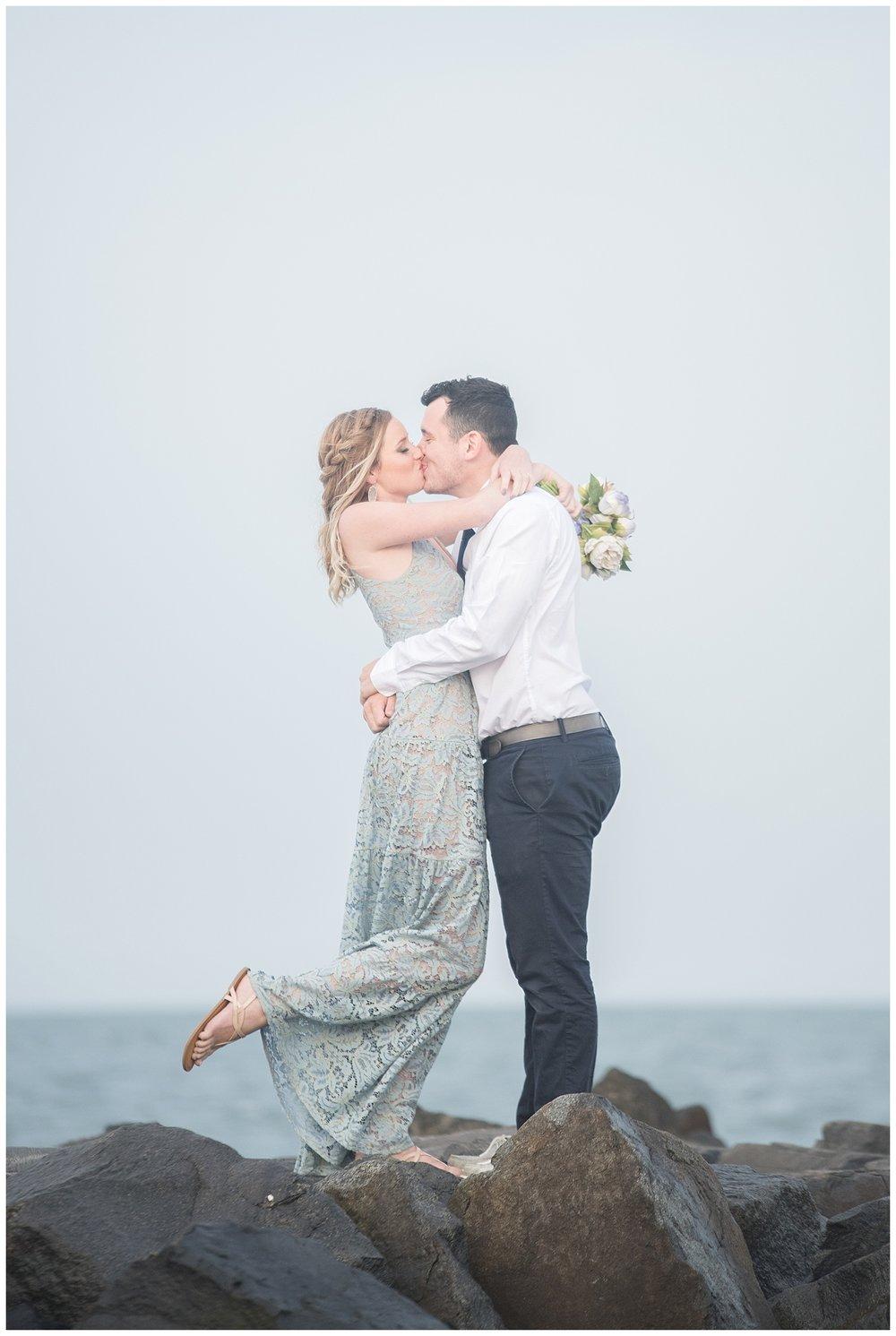 Jersey Shore Wedding Inspiration | Ocean City Boardwalk | Ocean City, NJ | www.redoakweddings.com