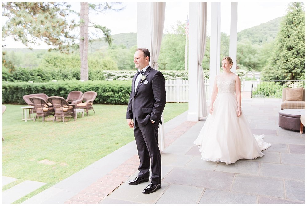 Highlands Country Club Wedding | Garrison, New York | Hudson Vally Wedding | www.redoakweddings.com
