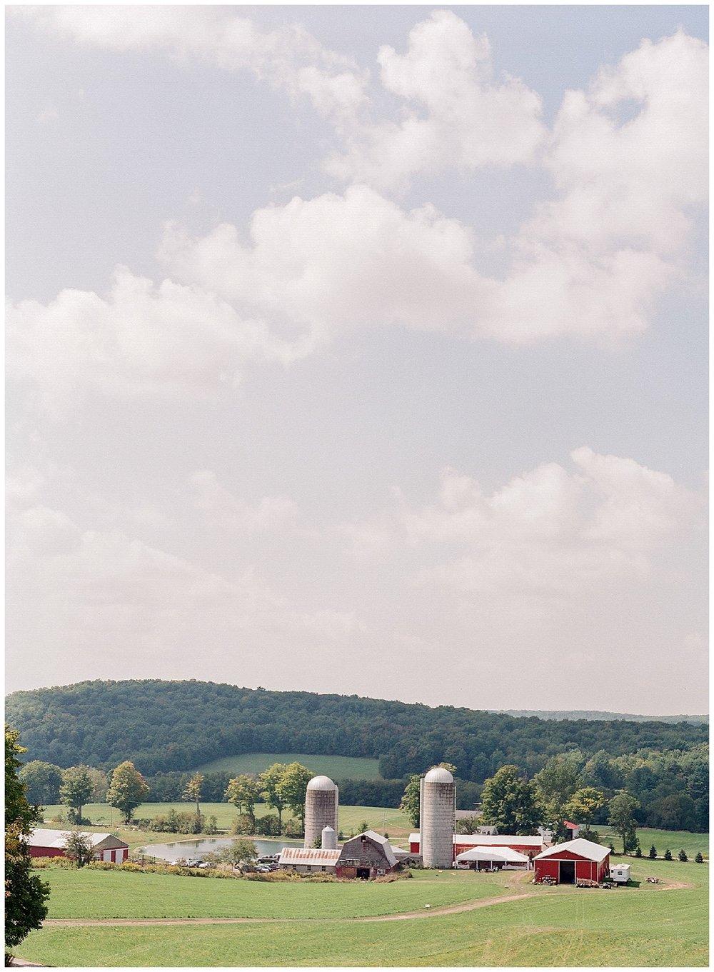Gilbertsville Farmhouse | Upstate NY Wedding Venue | www.redoakweddings.com