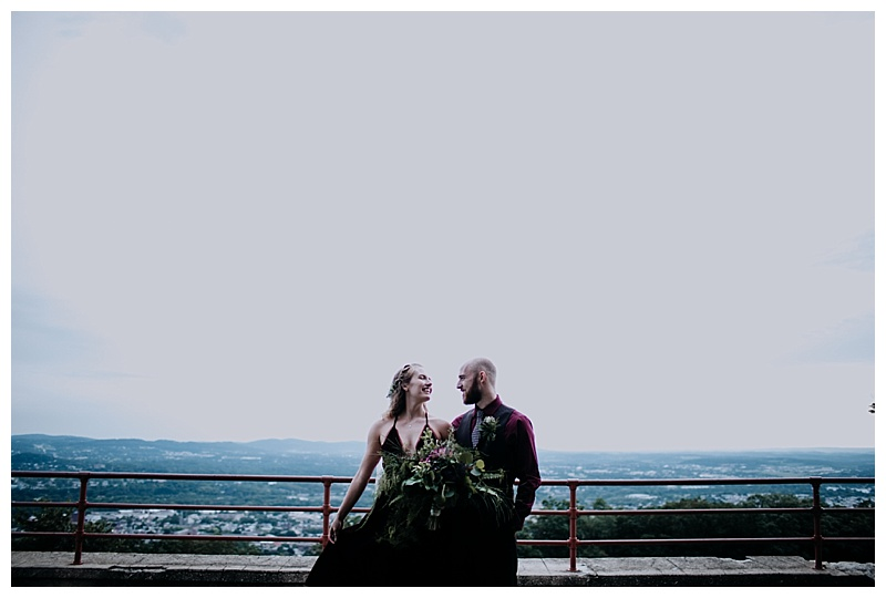 Goggleworks Center for the Arts Wedding | Reading, PA | Pennsylvania Weddings | www.redoakweddings.com
