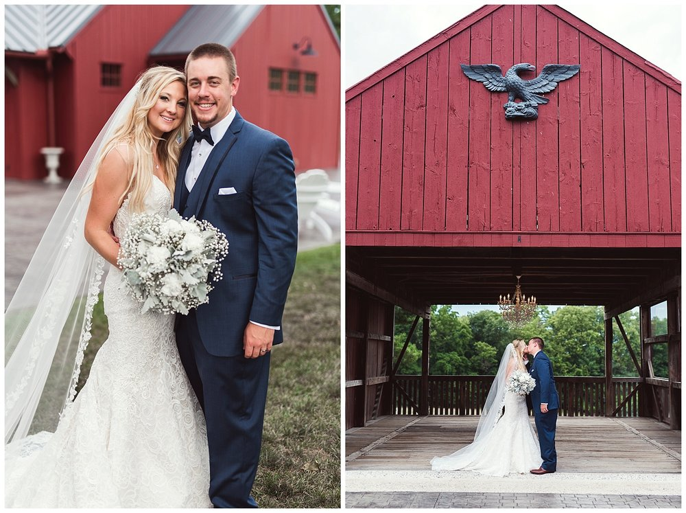 Pennsylvania Weddings | The Farm at Eagles Ridge Weddings | Lancaster, PA | www.redoakweddings.com