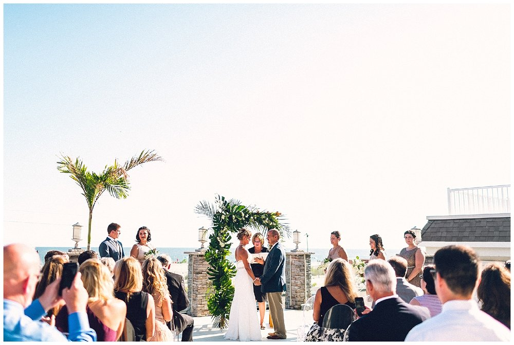Jersey Shore Weddings | Cape May, NJ | The Ocean Club Hotel | www.redoakweddings.com