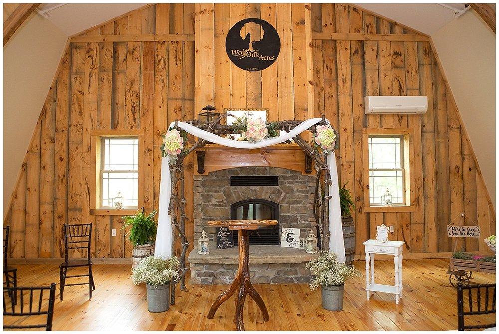 Wolf Oak Acres, Oneida NY | Upstate NY Wedding Venue | www.redoakweddings.com