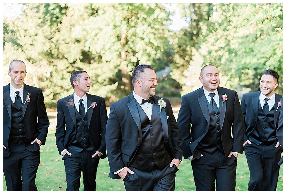 New Jersey Weddings | Shadowbrook at Shrewsbury | Shrewsbury, NJ | www.redoakweddings.com