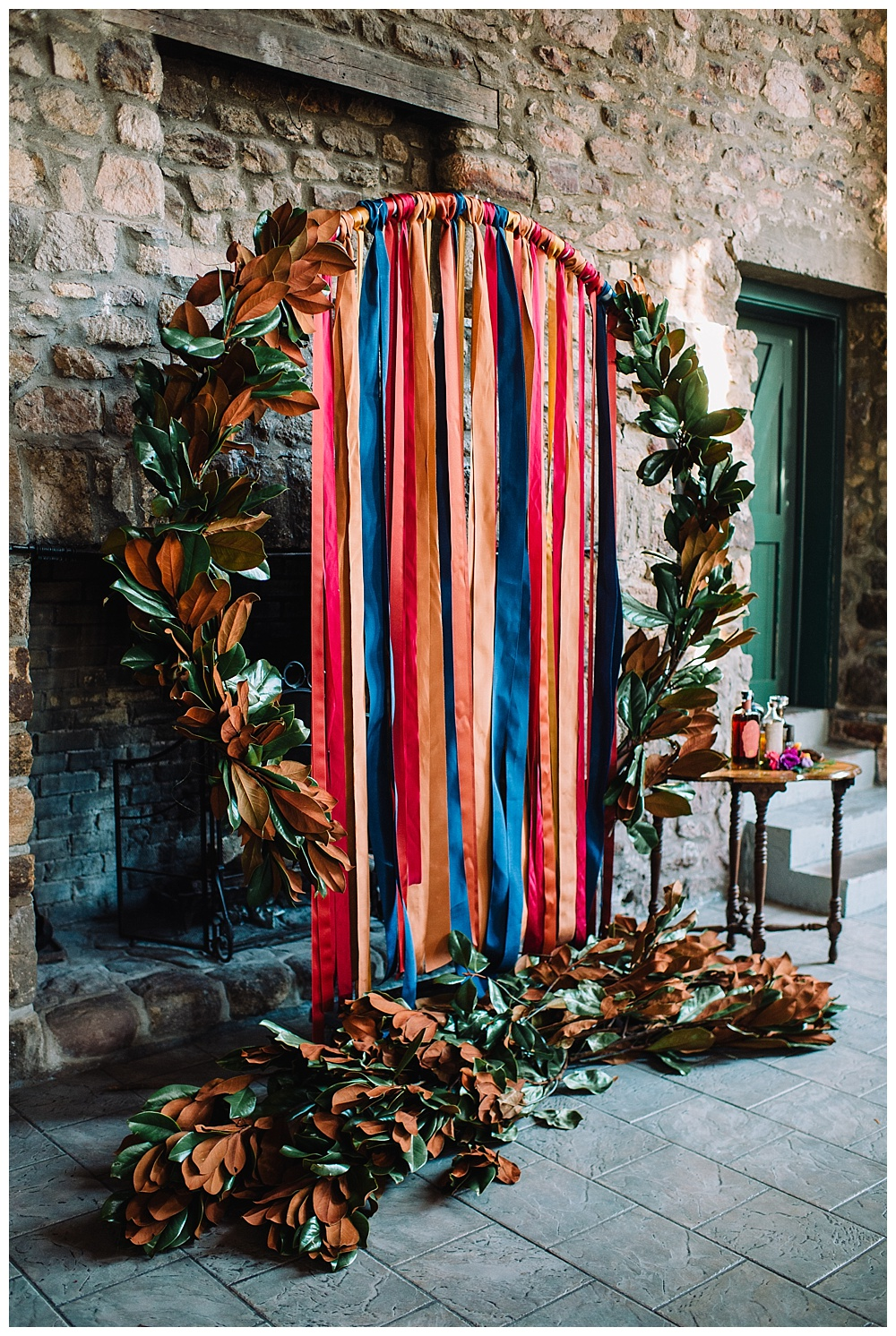 Winter Wedding Inspiration | Holly Hedge Estate | New Hope, PA | www.redoakweddings.com