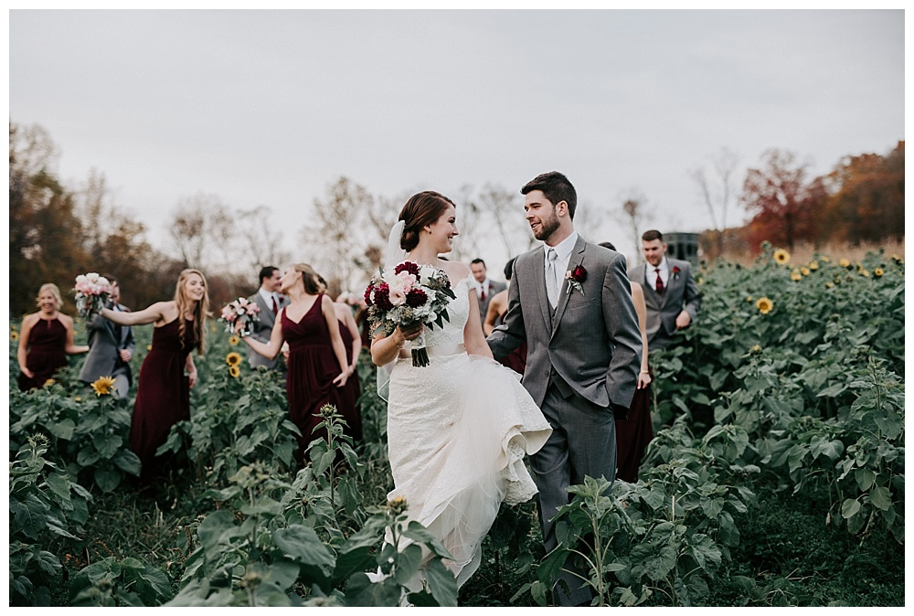 Family Farm Wedding | Cross Penny Farm | Pennsylvania Weddings | Chester County, PA | www.redoakweddings.com