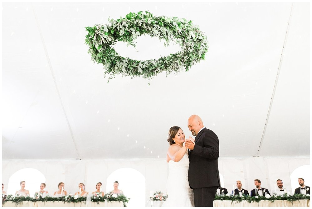 Outdoor Pennsylvania Tented Wedding | Cabot, PA | www.redoakweddings.com