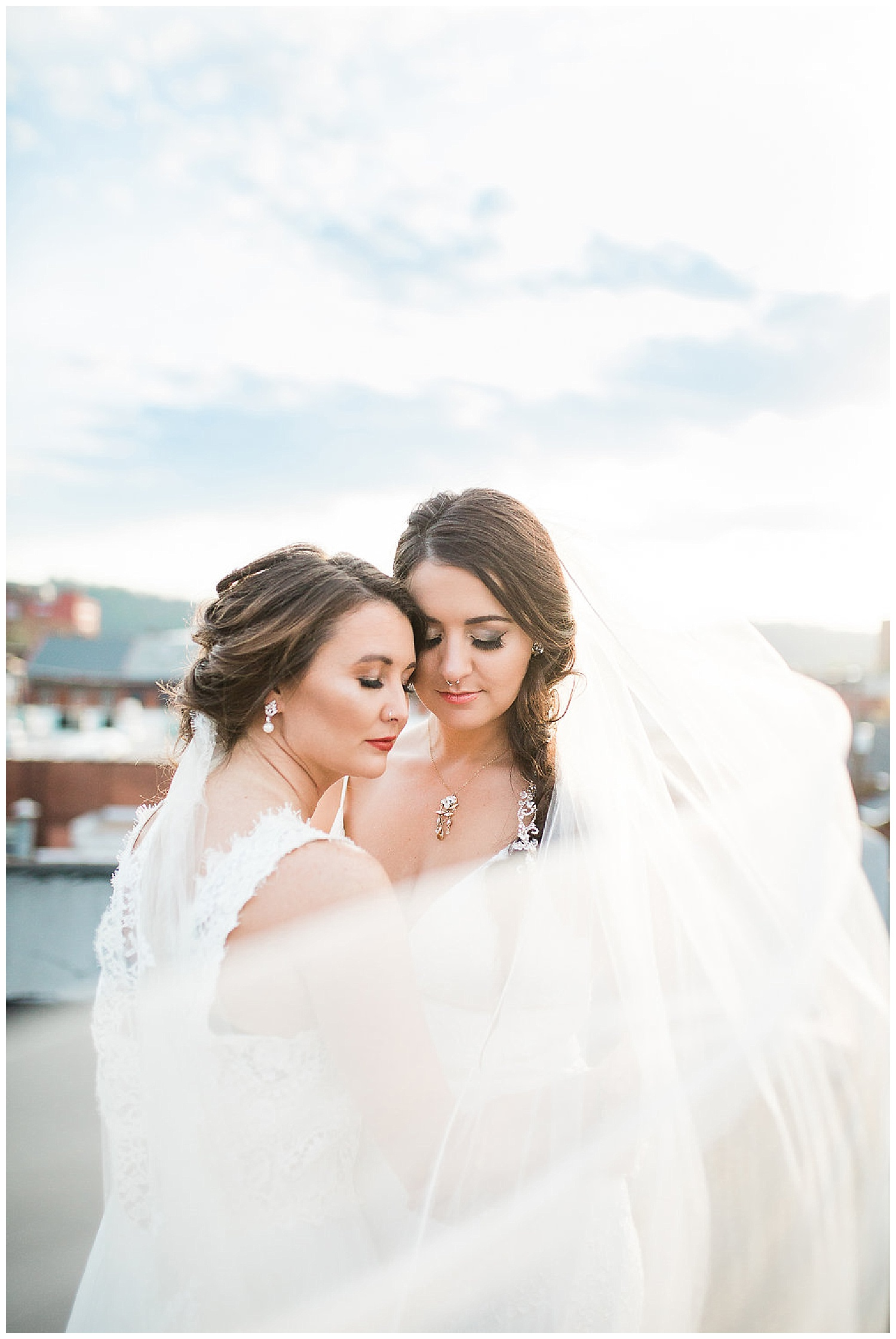 433d8aad83c Pride Month Wedding Inspiration at HIP at the Flashlight Factory ...