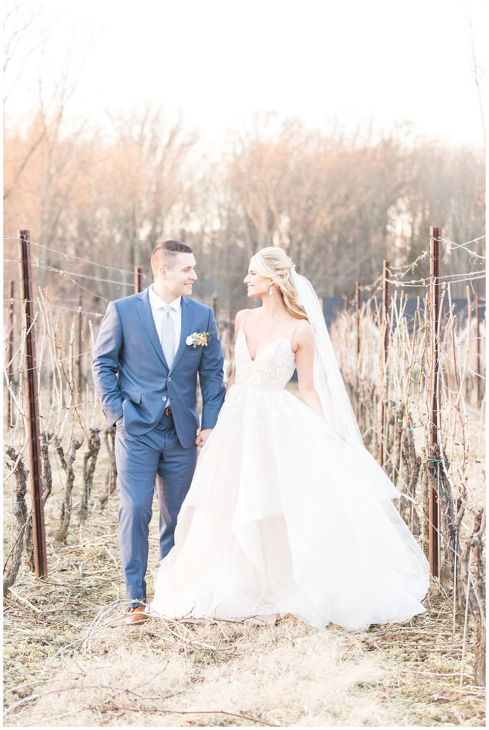 Brandywine Valley Weddings | Inn at Grace Winery | Glen Mills, PA | www.redoakweddings.com