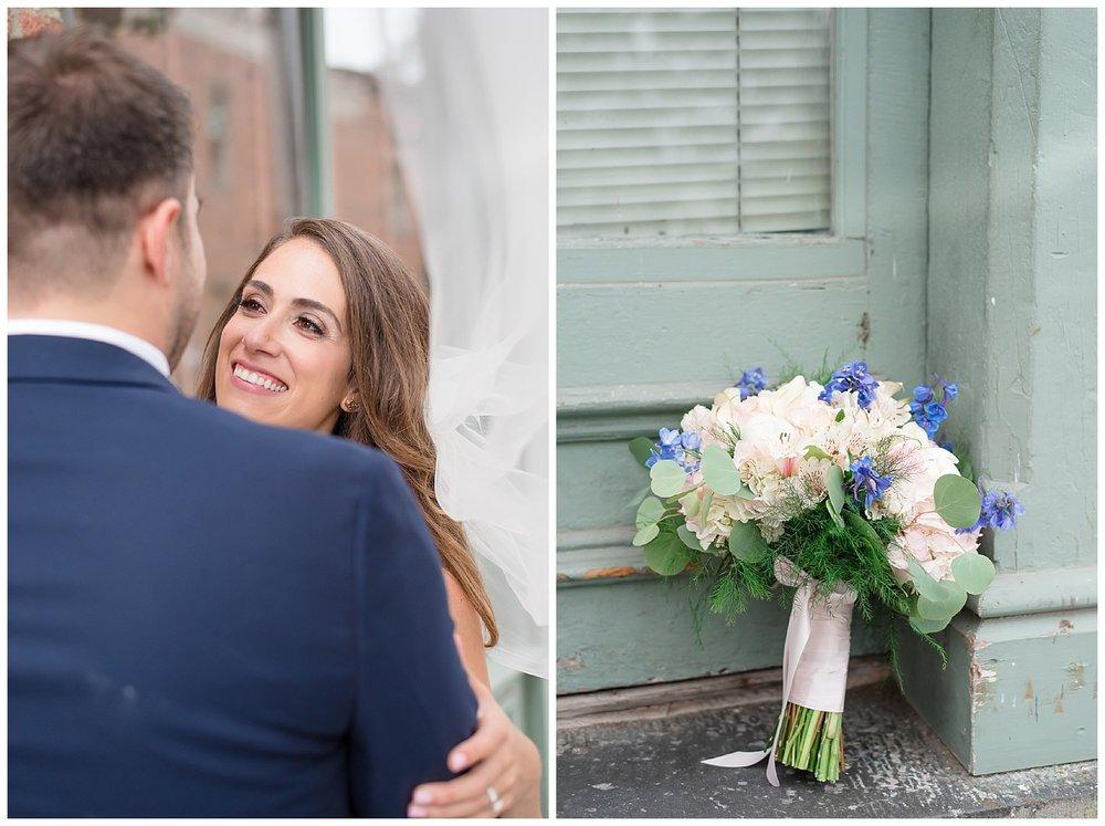 Hudson Valley Weddings | Diamond Mills Hotel and Tavern | Saugerties, NY | www.redoakweddings.com