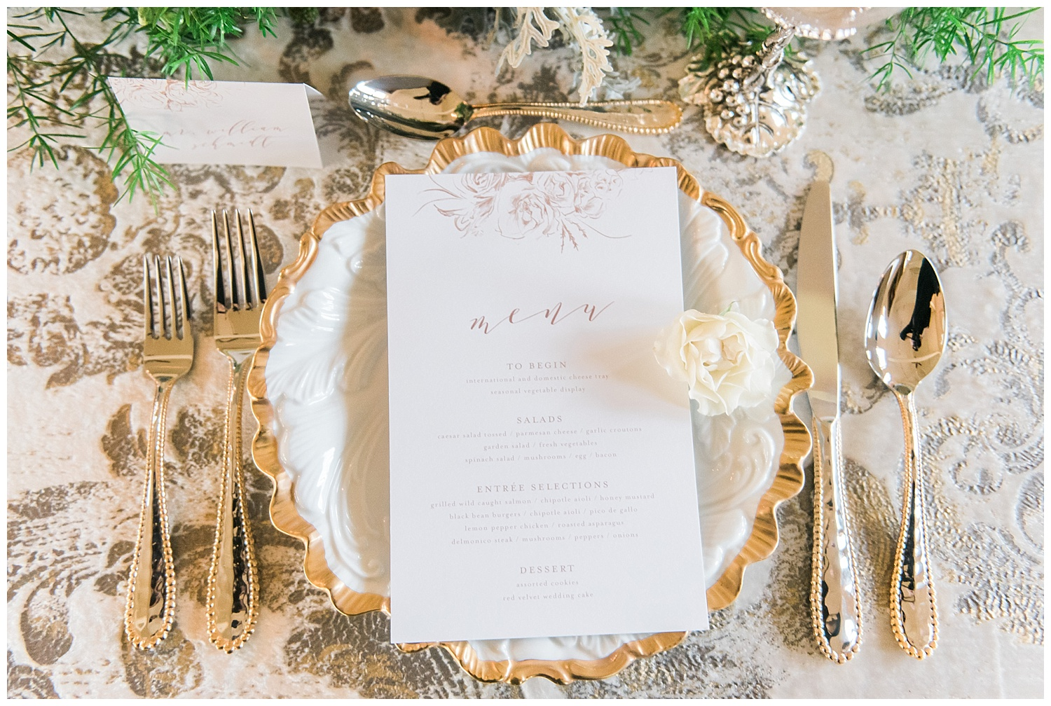 Beauty and the Beast Wedding Inspiration at Buhl Mansion • Kathryn ...