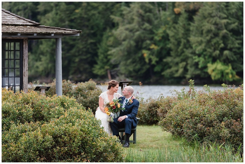 New York State Weddings | Adirondack Mountain Weddings | White Pine Camp | www.redoakweddings.com