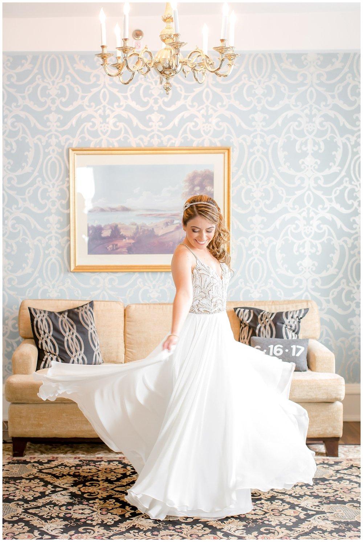 New Jersey Summer Wedding | The Molly Pitcher Inn, Red Bank NJ | www.redoakweddings.com