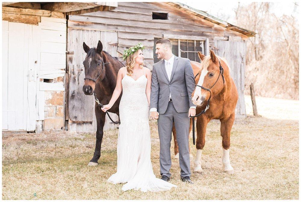 Farm Wedding Inspiration | Rooted Farmstead | Pennsylvania Weddings | www.redoakweddings.com