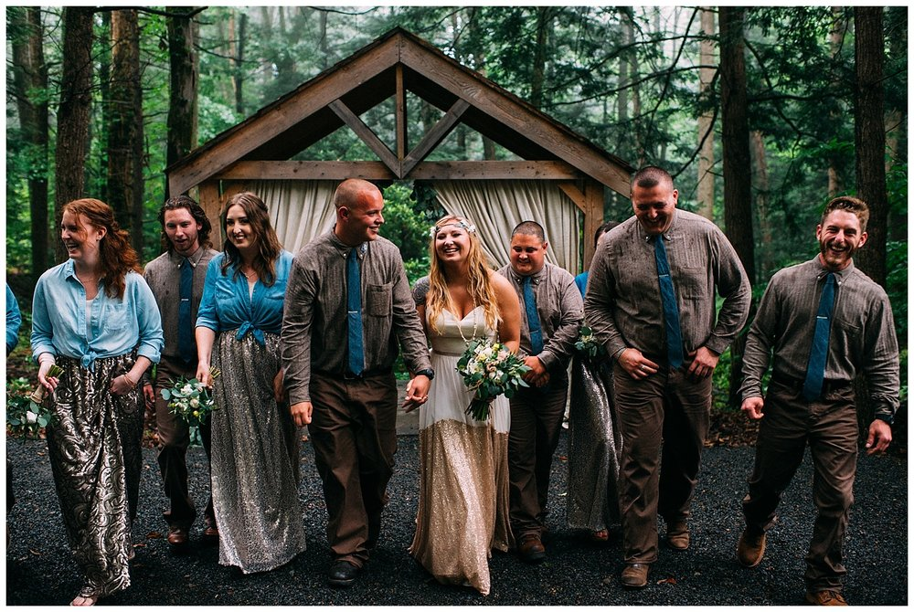 Pennsylvania Weddings | Tall Timber Barn | Pocono Weddings | www.redoakweddings.com
