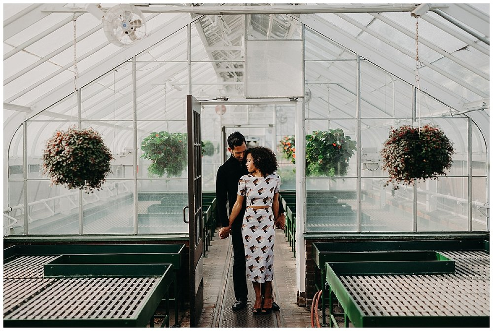 Engagement Session Inspiration | Terrain Glen Mills PA | Longwood Gardens | Pennsylvania Engagements | www.redoakweddings.com