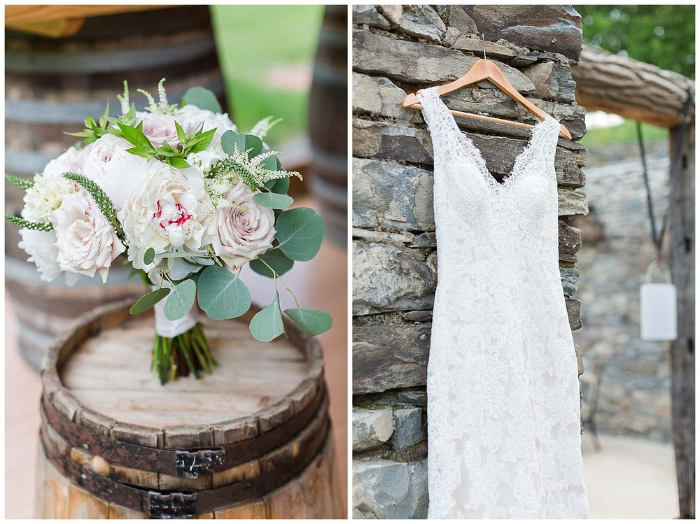 Red Maple Vineyard Wedding | Hudson Valley Vineyard Wedding | West Park, NY  | www.redoakweddings.com