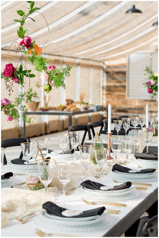 Spring Wedding Inspiration | Bast Brothers Garden Center | Mullica Hill, NJ | www.redoakweddings.com