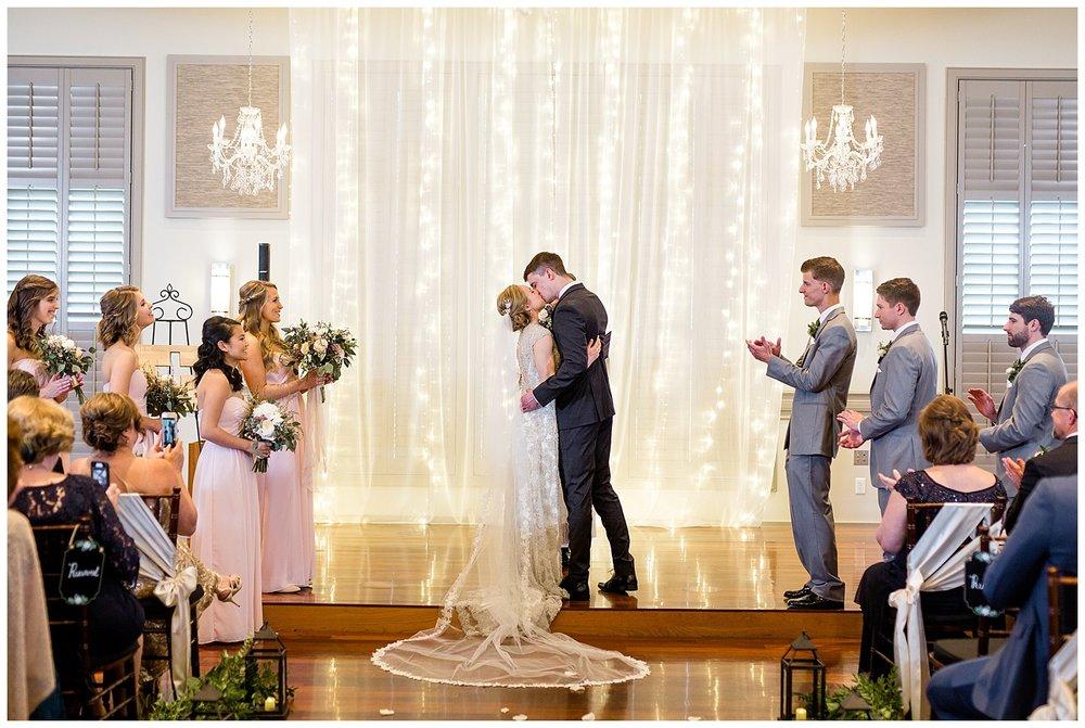 Pittsburg Weddings | NOAH's Event Venue Wedding | Harmony, PA | www.redoakweddings.com
