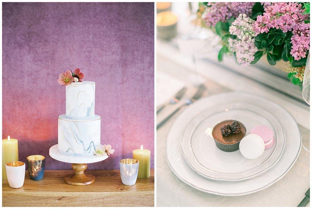 Intimate Engagement Celebration | The French Market | Rumson, NJ | www.redoakweddings.com