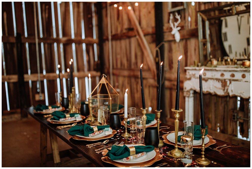NYE Wedding | Hudson Valley Weddings | Gilbertsville Farmhouse | www.redoakweddings.com