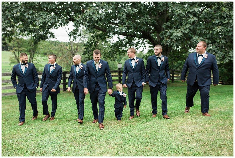 The Lodge at Raven Creek Wedding | Benton, PA | www.redoakweddings.com