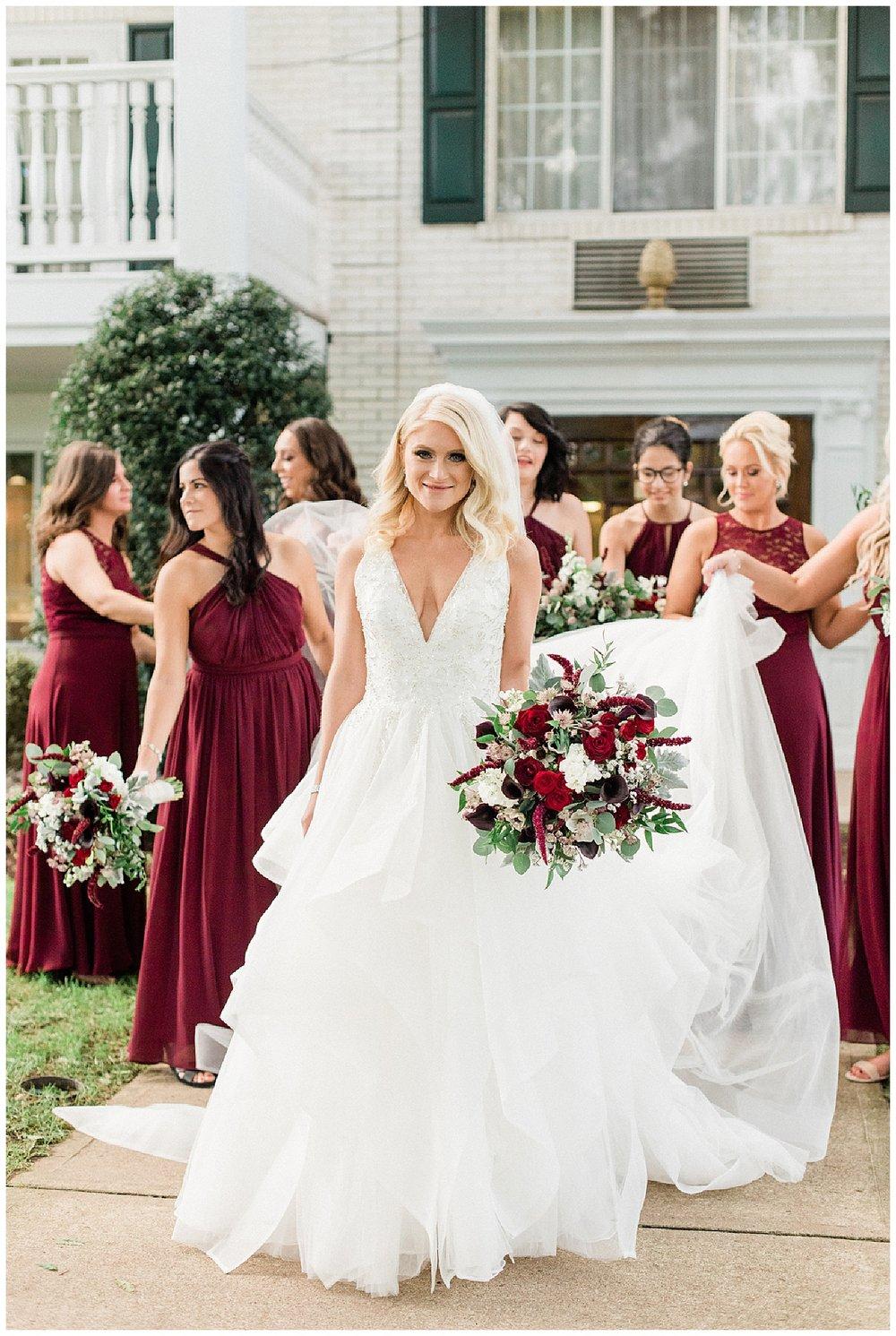 Fall Madison Hotel Wedding | Madison Hotel Conservatory | Madison, NJ | www.redoakweddings.com